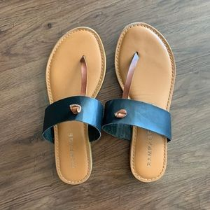Rampage knot sandals